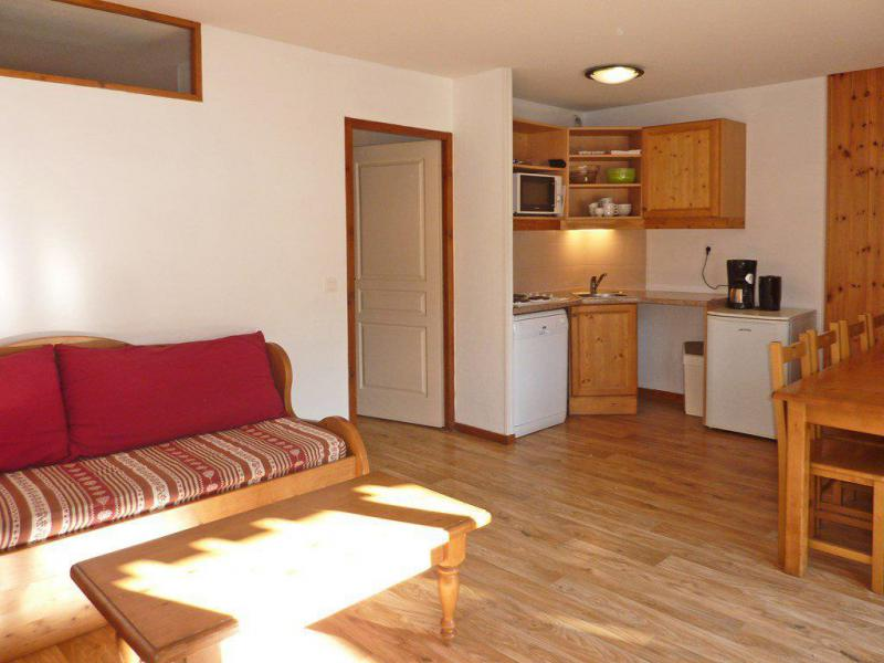 Wynajem na narty Apartament 3 pokojowy 8 osób (468) - Résidence l'Edelweiss - Monts du Bois d'Or - Les Orres