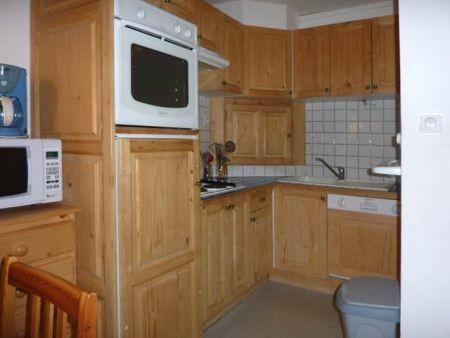 Wynajem na narty Apartament 2 pokojowy z alkową 6 osób (358) - Résidence l'Epervière - Les Orres