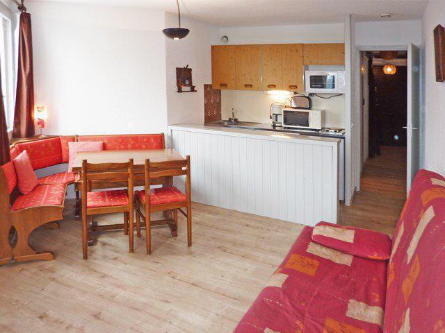 Location au ski Studio 4 personnes (455) - Résidence la Chamoisière - Les Orres