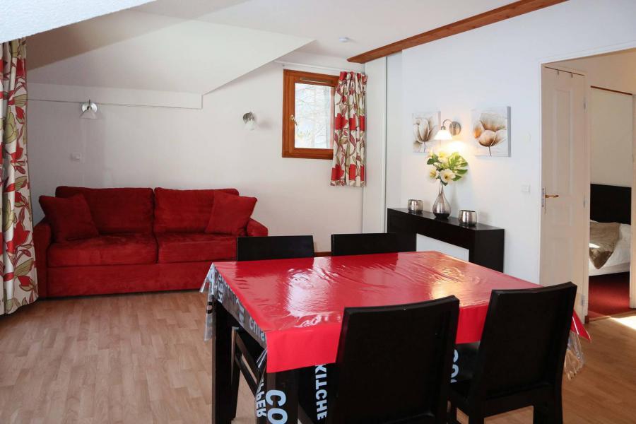 Аренда на лыжном курорте Апартаменты 2 комнат 4 чел. (1024) - Résidence la Combe d'Or - Les Orres - Диван-кровать