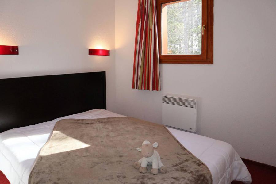 Аренда на лыжном курорте Апартаменты 2 комнат 4 чел. (1043) - Résidence la Combe d'Or - Les Orres - Небольш&