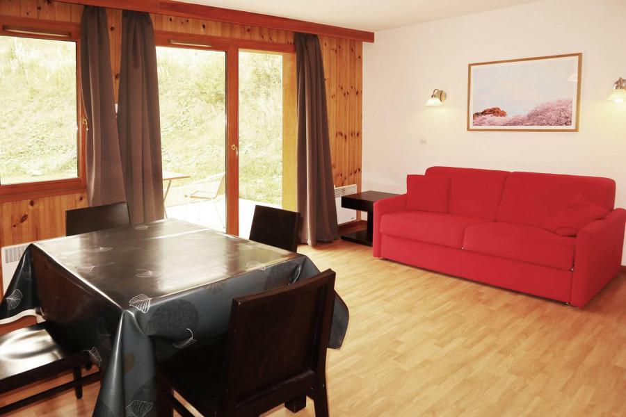 Location au ski Appartement 2 pièces 4 personnes (1008) - Résidence la Combe d'Or - Les Orres