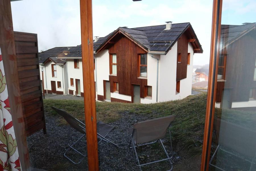 Location au ski Appartement duplex 3 pièces 6 personnes (1003) - Résidence la Combe d'Or - Les Orres - Extérieur hiver