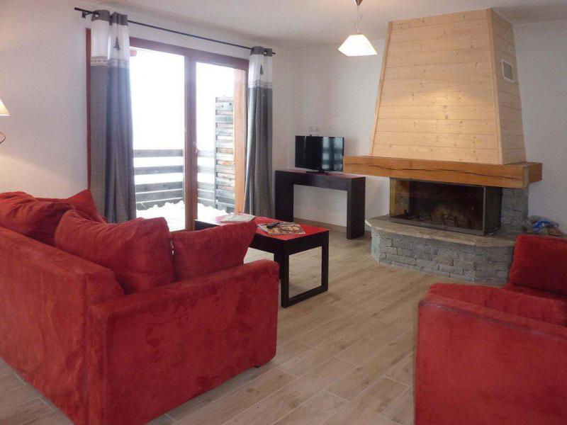 Location au ski Chalet duplex 5 pièces 12 personnes (1011) - Résidence la Combe d'Or - Les Orres