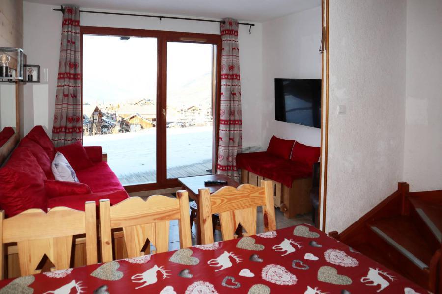 Location au ski Appartement duplex 3 pièces 6 personnes (1031) - Résidence la Combe d'Or - Les Orres
