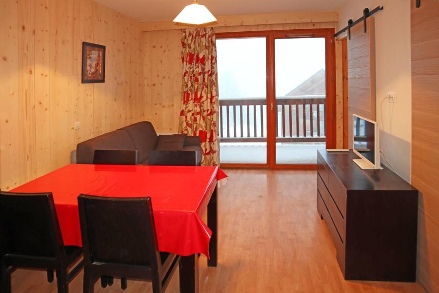 Location au ski Studio 4 personnes (1007) - Résidence la Combe d'Or - Les Orres