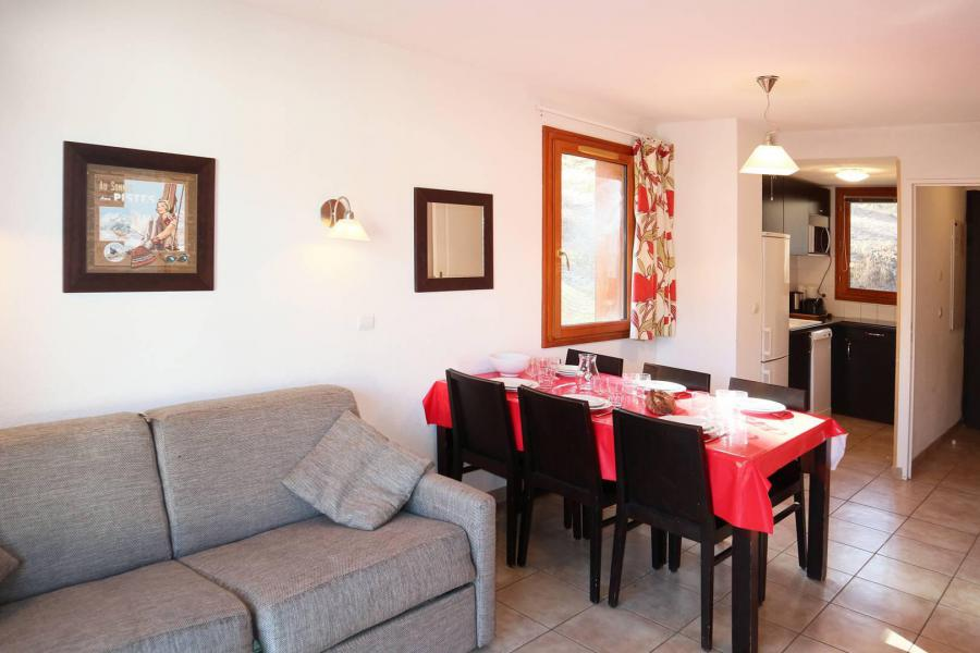 Location au ski Appartement duplex 3 pièces 6 personnes (1032) - Résidence la Combe d'Or - Les Orres