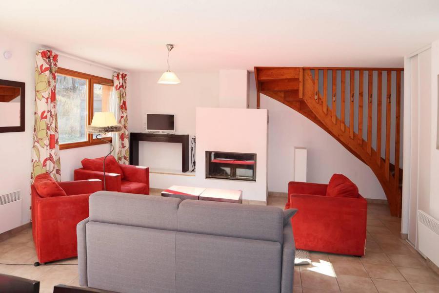 Location au ski Chalet duplex 5 pièces 10 personnes (1033) - Résidence la Combe d'Or - Les Orres