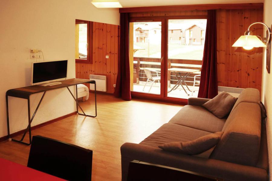 Location au ski Appartement 2 pièces 4 personnes (1045) - Résidence la Combe d'Or - Les Orres