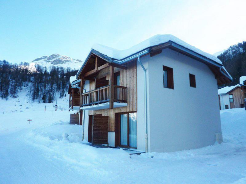 Аренда на лыжном курорте Апартаменты дуплекс 3 комнат 6 чел. (1031) - Résidence la Combe d'Or - Les Orres