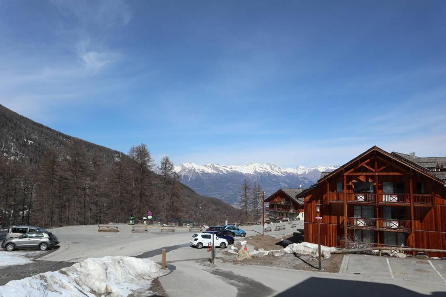 Location au ski Appartement 2 pièces 4 personnes (1001) - Résidence la Combe d'Or - Les Orres