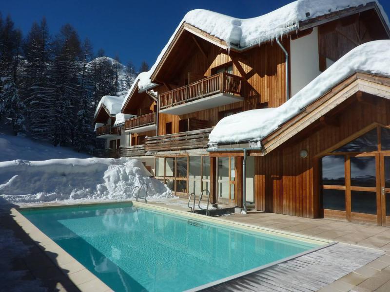 Location au ski Appartement duplex 3 pièces 6 personnes (1003) - Résidence la Combe d'Or - Les Orres