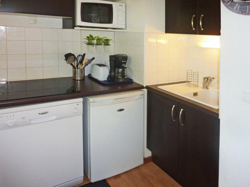 Location au ski Appartement 2 pièces 4 personnes (1001) - Résidence la Combe d'Or - Les Orres - Kitchenette