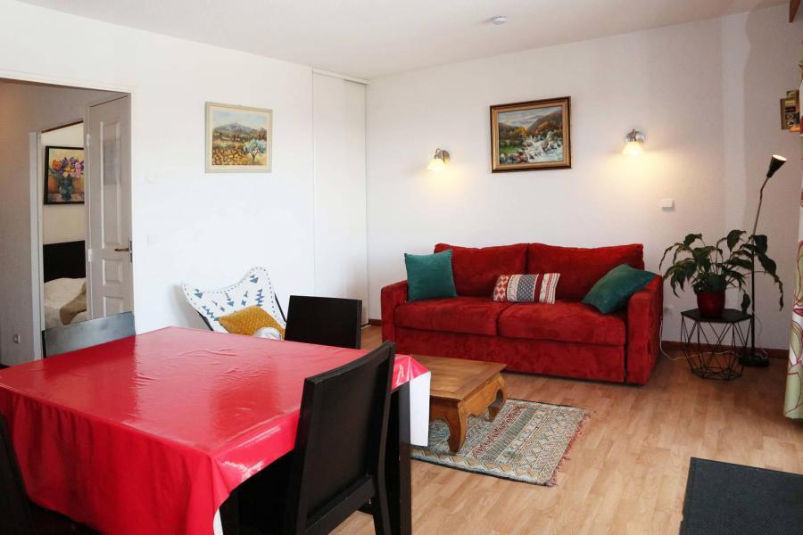 Location au ski Appartement 2 pièces 4 personnes (1001) - Résidence la Combe d'Or - Les Orres - Séjour