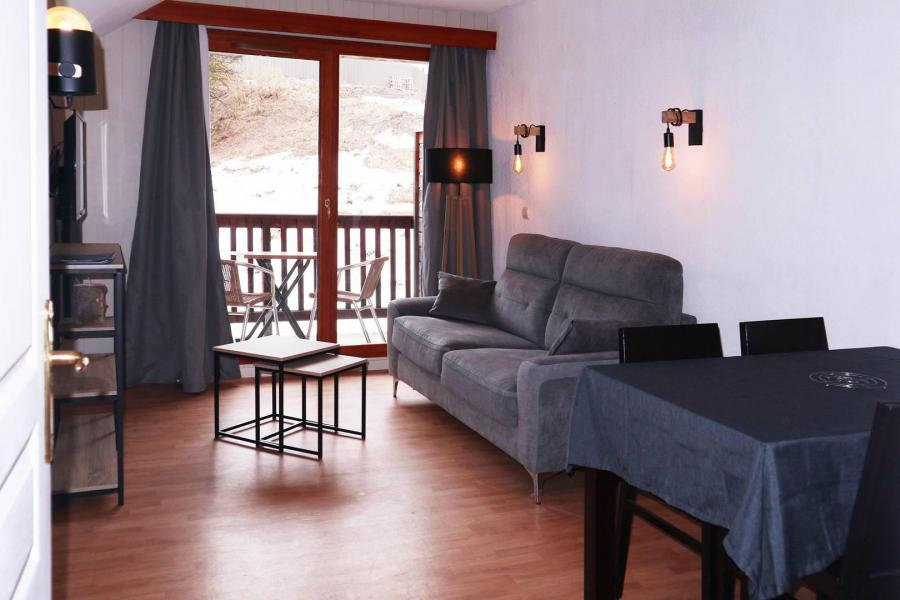 Location au ski Appartement 2 pièces 4 personnes (1014) - Résidence la Combe d'Or - Les Orres - Table