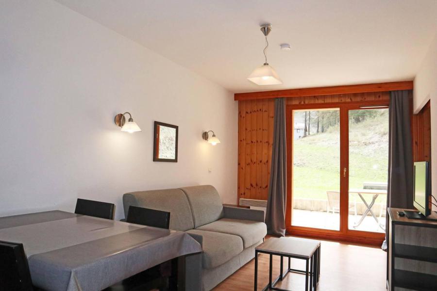 Location au ski Appartement 2 pièces 4 personnes (1017) - Résidence la Combe d'Or - Les Orres - Table