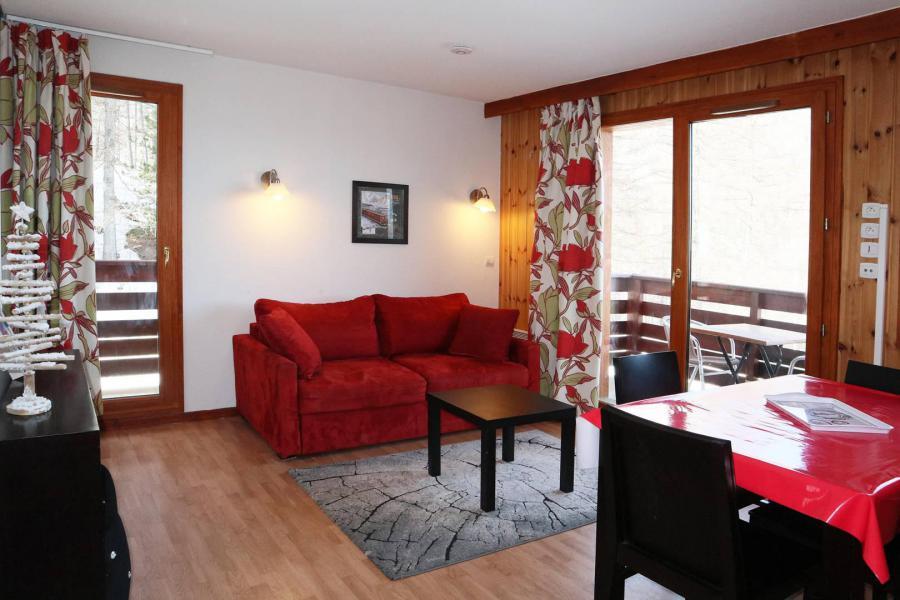 Location au ski Appartement 2 pièces 4 personnes (1022) - Résidence la Combe d'Or - Les Orres - Canapé