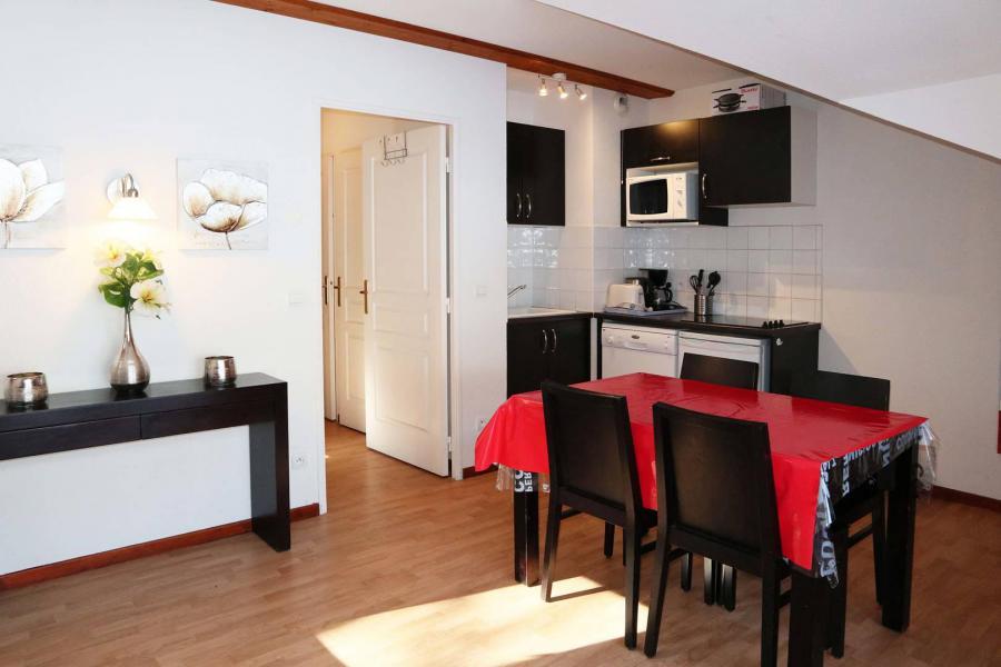 Location au ski Appartement 2 pièces 4 personnes (1024) - Résidence la Combe d'Or - Les Orres - Canapé