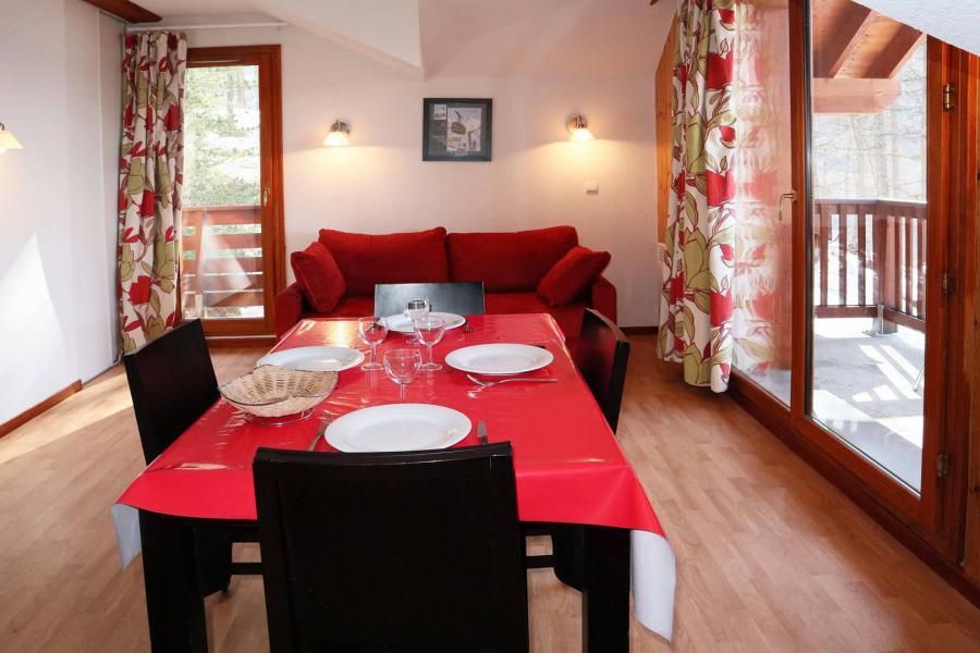 Location au ski Appartement 2 pièces 4 personnes (1043) - Résidence la Combe d'Or - Les Orres - Chaise