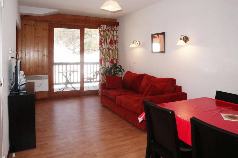 Location au ski Appartement 2 pièces 4 personnes (1044) - Résidence la Combe d'Or - Les Orres - Séjour