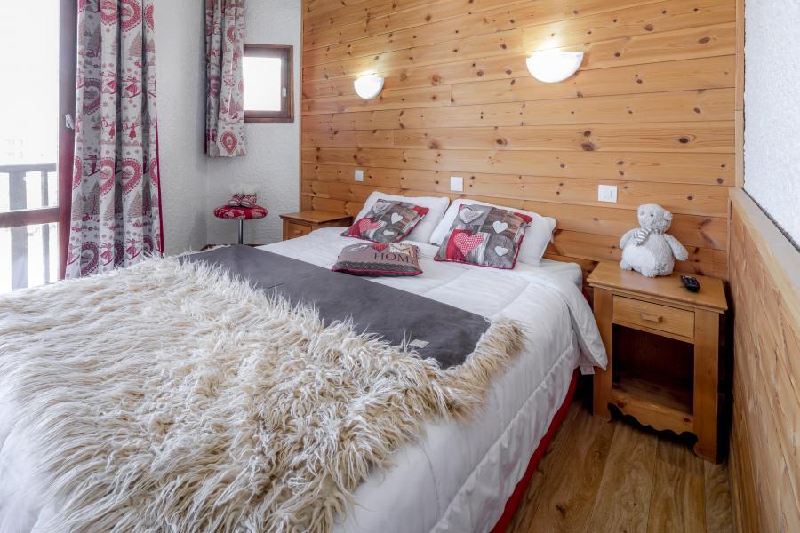 Location au ski Appartement 3 pièces 7 personnes - Résidence le 1650 - Les Orres - Lit double