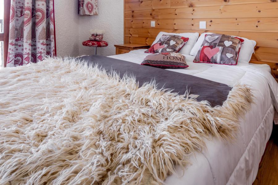 Location au ski Appartement 3 pièces 8 personnes - Résidence le 1650 - Les Orres - Chambre
