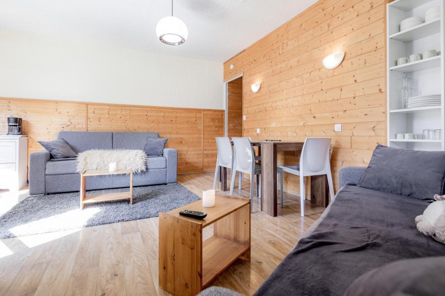 Location au ski Résidence le 1650 - Les Orres - Canapé-lit
