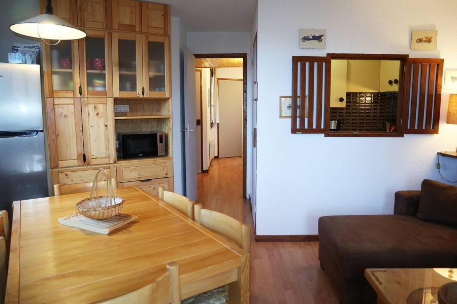 Location au ski Appartement 2 pièces 6 personnes (284) - Résidence le Belvédère - Les Orres - Coin repas