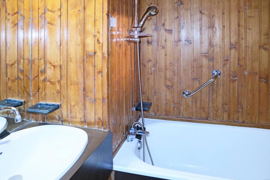 Location au ski Studio cabine 6 personnes (287) - Résidence le Belvédère - Les Orres - Banquette-lit
