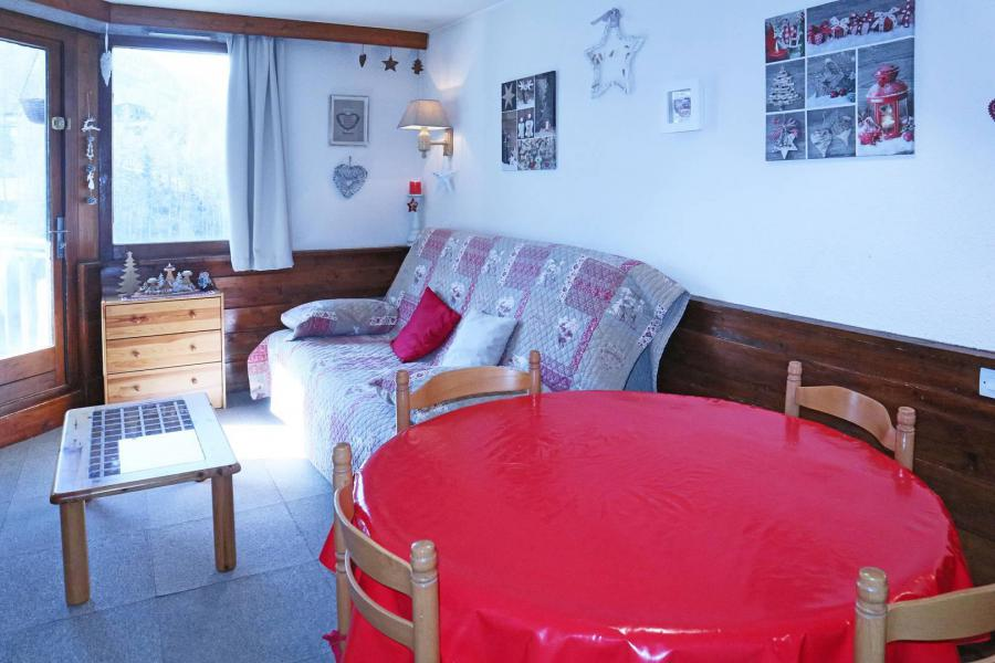 Location au ski Studio cabine 6 personnes (287) - Résidence le Belvédère - Les Orres - Séjour