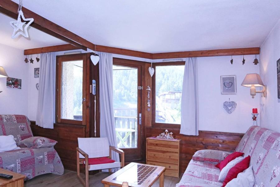 Location au ski Studio cabine 6 personnes (287) - Résidence le Belvédère - Les Orres - Table