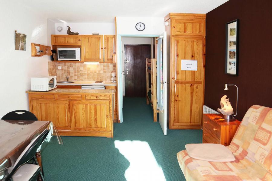 Rent in ski resort Studio 4 people (089) - Résidence le Boussolenc - Les Orres