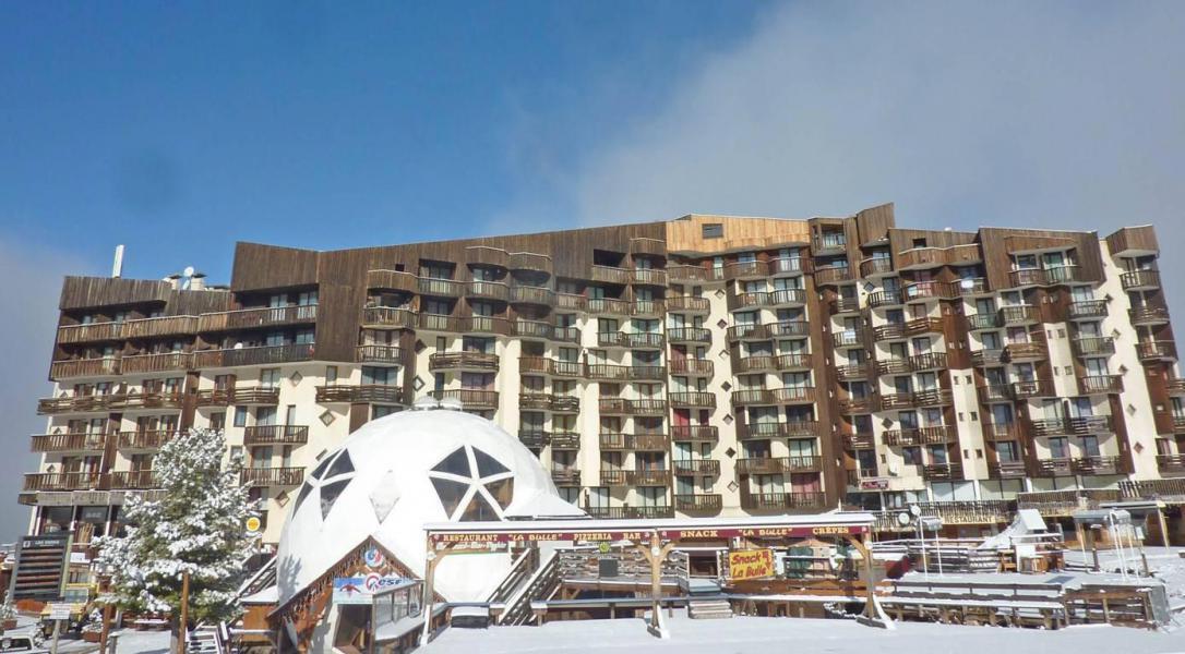 Location au ski Studio 2 personnes (331) - Résidence le Boussolenc - Les Orres