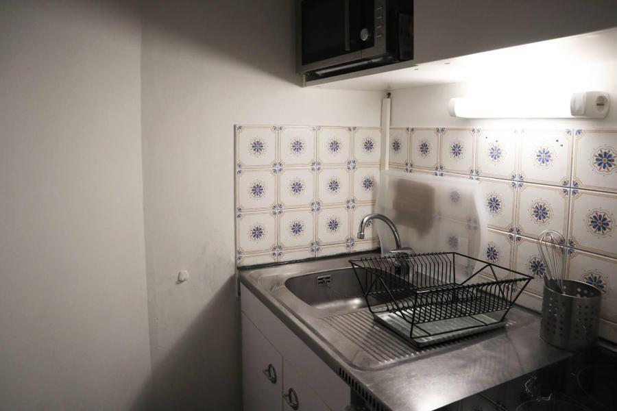 Location au ski Studio 4 personnes (087) - Résidence le Boussolenc - Les Orres - Plan