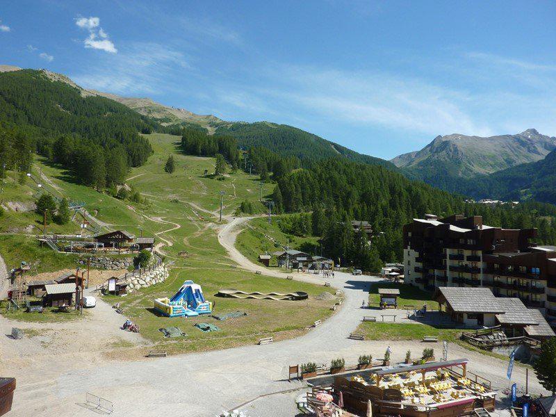 Location au ski Résidence le Boussolenc - Les Orres