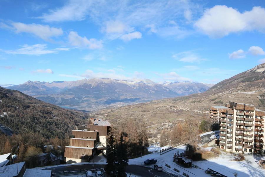 Location au ski Studio 4 personnes (082) - Résidence le Boussolenc - Les Orres