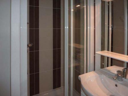 Location au ski Studio 2 personnes (085) - Résidence le Boussolenc - Les Orres - Salle d'eau