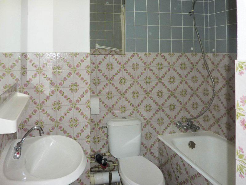Location au ski Studio 2 personnes (331) - Résidence le Boussolenc - Les Orres - Salle de bains