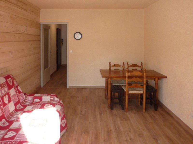 Location au ski Studio 2 personnes (331) - Résidence le Boussolenc - Les Orres - Table