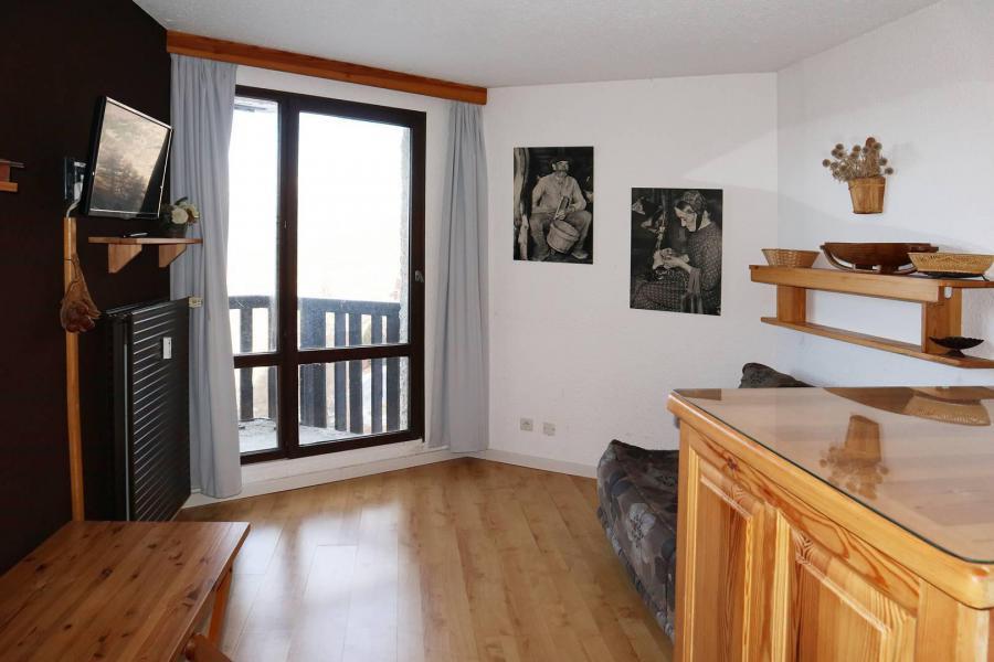 Location au ski Studio 4 personnes (082) - Résidence le Boussolenc - Les Orres - Lit mezzanine simple