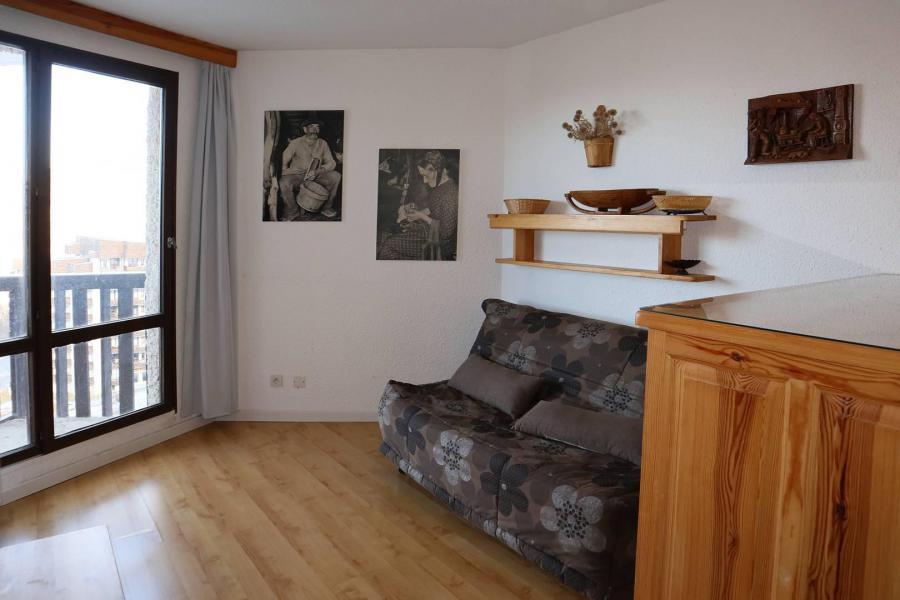 Location au ski Studio 4 personnes (082) - Résidence le Boussolenc - Les Orres - Réfrigérateur