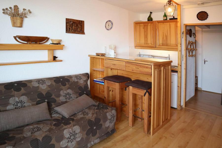 Location au ski Studio 4 personnes (082) - Résidence le Boussolenc - Les Orres - Table