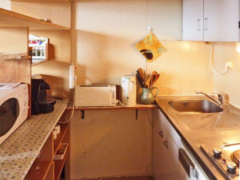 Location au ski Studio 4 personnes (083) - Résidence le Boussolenc - Les Orres - Appartement
