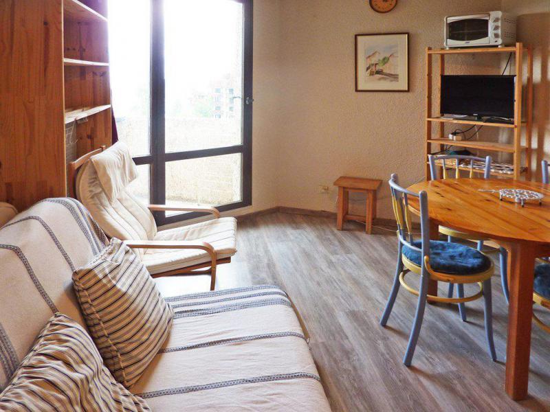 Location au ski Studio 4 personnes (083) - Résidence le Boussolenc - Les Orres - Banquette