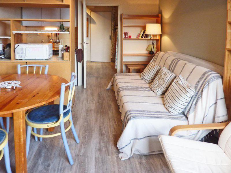 Location au ski Studio 4 personnes (083) - Résidence le Boussolenc - Les Orres - Séjour