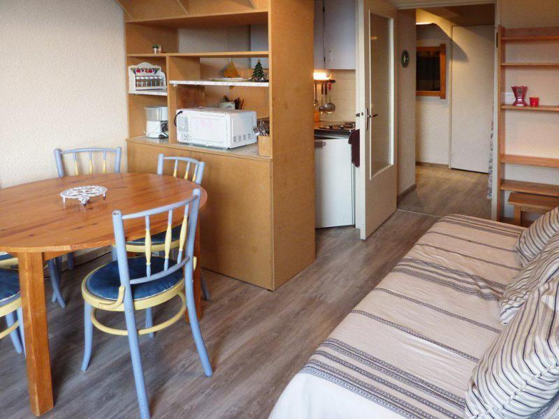 Location au ski Studio 4 personnes (083) - Résidence le Boussolenc - Les Orres - Table