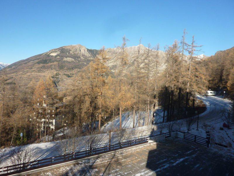 Location au ski Appartement 2 pièces 6 personnes (336) - Résidence le Silhourais - Les Orres - Extérieur hiver