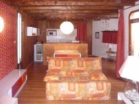 Location au ski Appartement 2 pièces 6 personnes (332) - Résidence le Silhourais - Les Orres - Banquette