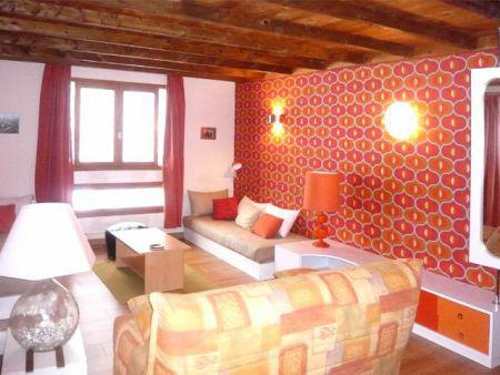 Location au ski Appartement 2 pièces 6 personnes (332) - Résidence le Silhourais - Les Orres - Coin séjour