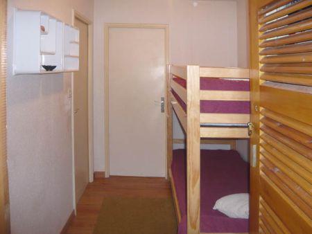 Location au ski Appartement 2 pièces 6 personnes (332) - Résidence le Silhourais - Les Orres - Entrée